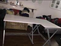 L-Shale desk for £35