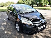 **Citroen C4 Grand Picasso**1.6 Diesel***7SEATER***12 moths MOT**Mint Condition!!!