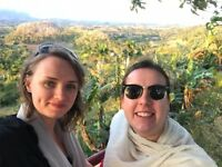 Two friends looking for 2 bed flat London