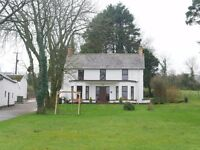 Late availability 12th - 19th Aug - 4 Bed house Enniskillen Co Fermanagh