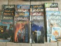Hellblazer comic collection - bulk/bundle