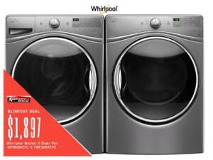 Halton Favourite ApplianceHouse has the best deals on Whirlpool Washers and Dryers