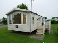 3 Bedroom Static caravan for sale on 5* Far Grange Holiday Park near Skipsea