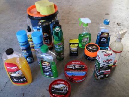 PREMIUM Car Cleaning Kit with Extra's in fair quantity worth $454