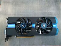 Graphics Card Sapphire R7 370 4 GB OC edition Vapor X