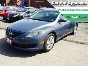 2009 Mazda MAZDA6 i Sport * LOW KMS * SHOWROOM CONDITION