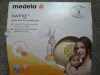 Medela swing electric breastpump excellent condition