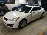 2011 Hyundai Genesis Coupe 2.0L Premium * Turbo! * Cuir/Leather