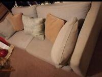 Grey IKEA Sofa - Free