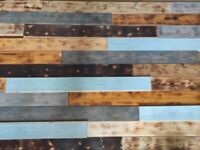 Pallet wood Reclaimed pallet wood STYLE cladding T&G timber Timber panelling wall ceiling