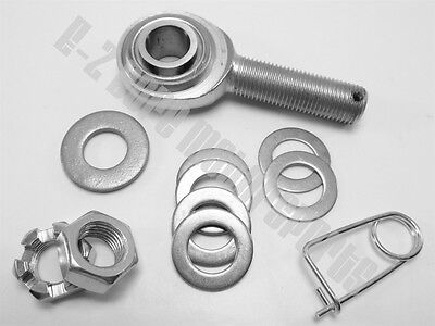 Go Kart Racing Drilled Camber Heim Joint Kit 1/2