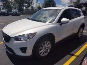 2014 Mazda CX-5 GS SUNROOF! $56/WK, 4.74% ZERO DOWN! HEATED SEAT