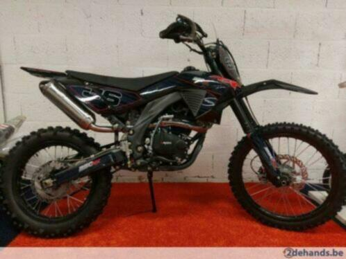 Dirtbike 150cc tot 250cc 4 takt crossbrommer brommer pitbike