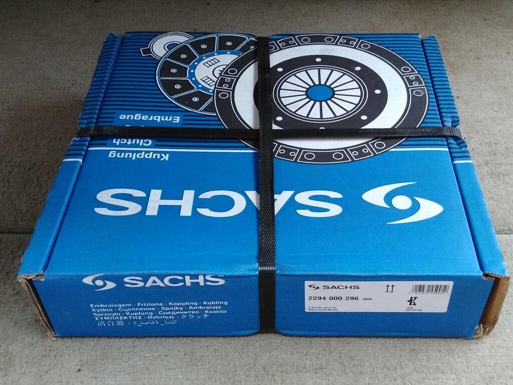 Vauxhall 1.9 CDTI and Saab 1.9Tid New Sachs Dual Mass Flywheel Astra Vectra  Zafira Signum
