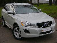 HUGELY DESIRABLE**(2010) Volvo XC60 2.4 D DRIVe R-Design Geartronic 5dr***HUGE SPEC** 1 OWNER** FVSH