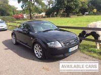 MID MONTH SALE 2003 Audi TT 1,8 litre 3dr 2 owners