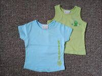 2x Boy's shirts NEXT 6-9 months