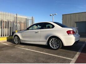 BMW 1 Series M Sport Coupe