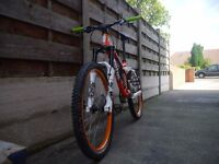 2010 KONA STINKY £600 ONO *MUST LOOK* dh bike down hill mountain bike