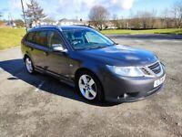 2011 Saab 9-3 Ttid 180 twin turbo diesel estate NOV MOT