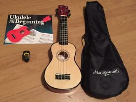 Brand New Ukulele Set