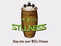 Improve your overall fitness, learn how to feel good in your body with STILLNESS