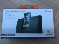 Griffin travel speaker
