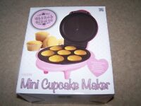 Brand new Mini Cupcake maker