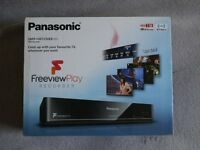 Panasonic DMR-HWT250EB - HDD Recorder with Freeview Play - brand new
