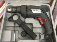 Hammer drill with case