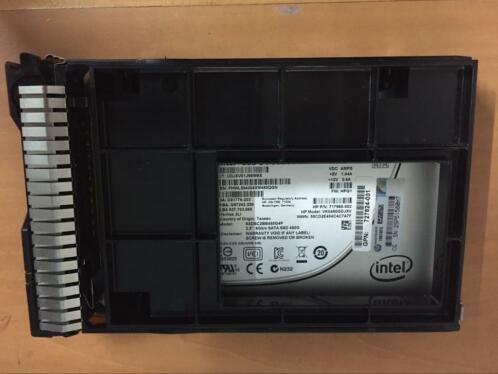HP 300GB Enterprise Hot Plug SATA SSD (P/N: 739890-B21)
