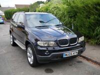 BMW X5 3.0D Sport Black
