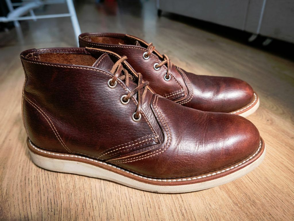 Red Wing Shoes Chukka