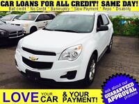 2015 Chevrolet Equinox LS * AWD * GET APPROVED TODAY