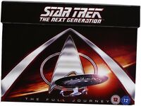 Star Trek The Next Generation Box Set. 49 discs. As new condition. £30