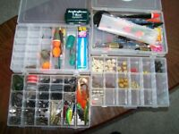 Various Fishing Tackle