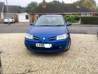 Renault megane 58 diesel 1.5 £30 ROAD TAX