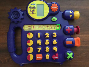 VTech Math Learning Game