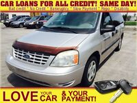 2005 Ford Freestar S * AS IS
