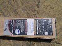 Wickes New England Oak effect Laminate flooring x 2 packs + underlay - unopened