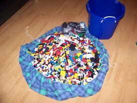 Job Lot Lego 10KG