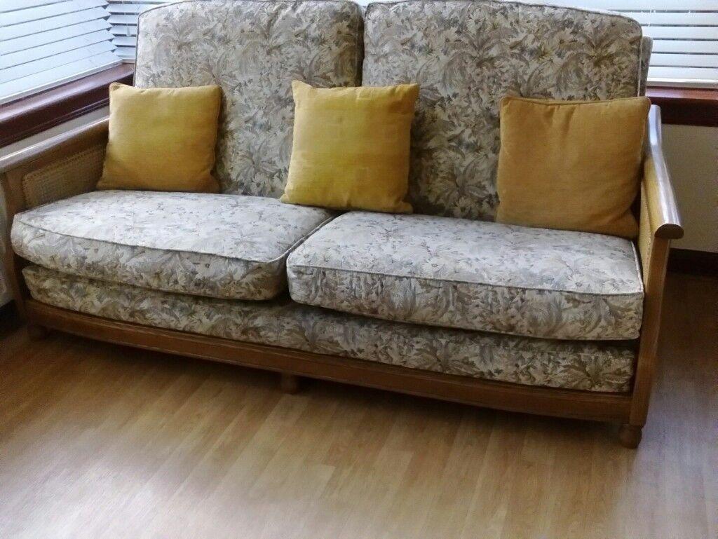 Ercol Sofa 99 Bergere