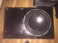 Rare JL Audio 13W6 W6 V2 D4 W7 Orion hertz dls focal dynaudio