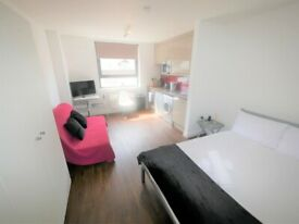 STUDIO FLAT TO LET in Bournemouth 189OC7- STUDENT LET ONLY 2021-2022