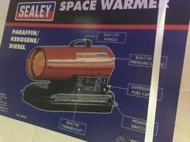 Dealer ab458 diesel heater new