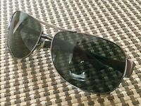 Ray-Ban mens sunglasses gunmetal 100% UV protection RB 3404 004/71