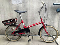 VINTAGE RETRO 1970'S PUCH PIRATE. 3 SPEED, VERY RARE BIKE, MADE IN AUSTRIA