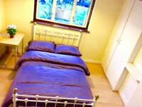 Double Room around the corner from Brunel