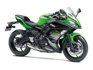 KAWASAKI NINJA L (LAMS) 650 KRT EDITION 2017 MODEL Seaford Frankston Area Preview