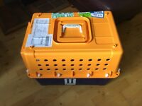 Shipping Crate, Cat Dog Carrier Used Once